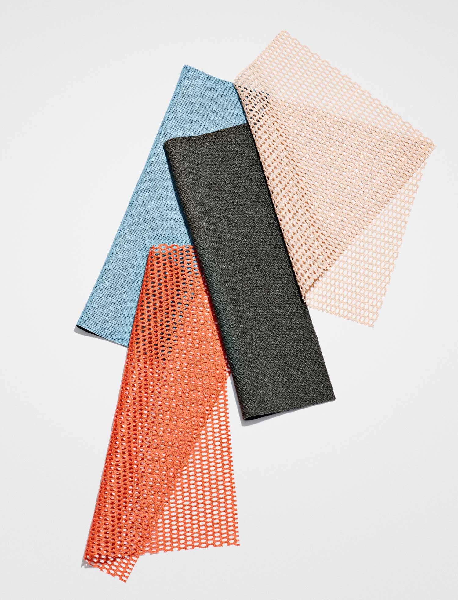 Pilotis Curtains by Doshi Levien for Kvadrat | Yellowtrace