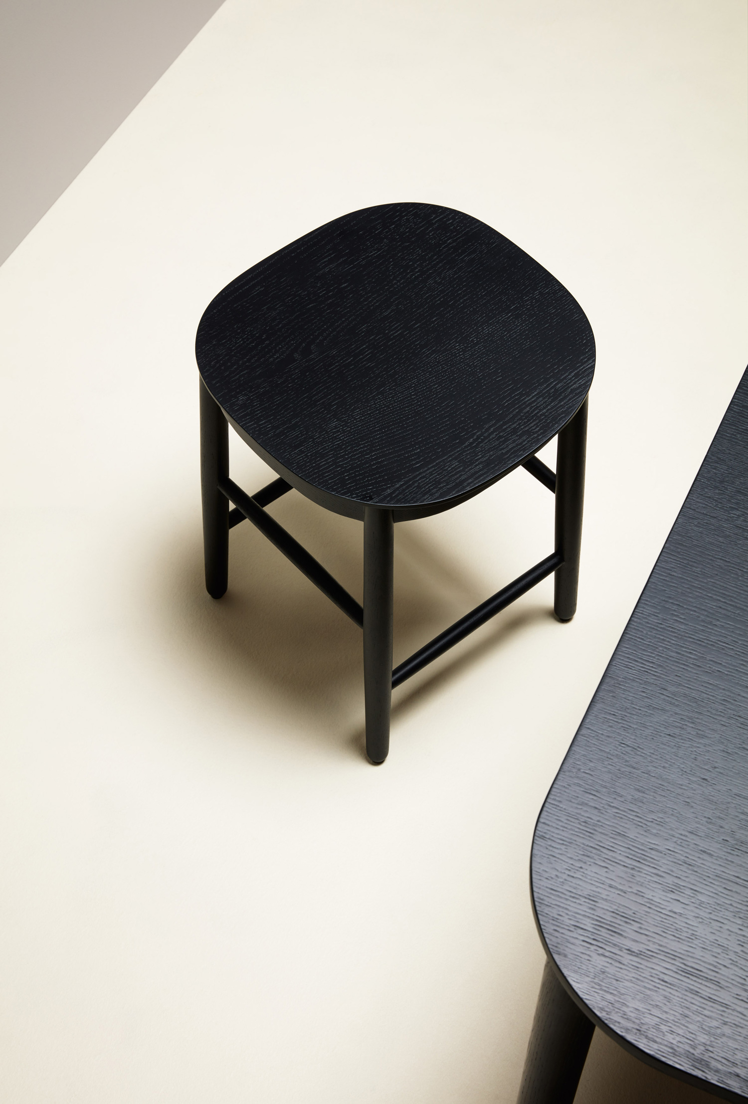 Stool by Note Design Studio for Fogia at Stockholm Furniture Fair 2017 | Yellowtrace