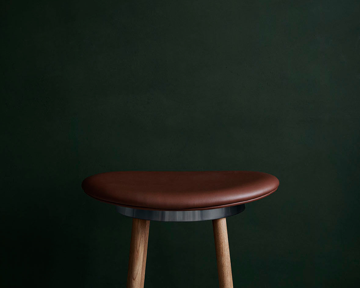 Chair frame but can you blame her for wanting to get her hands on - Sturdy Stools Series By Made By Hand At Stockholm Furniture Fair 2017 Yellowtrace