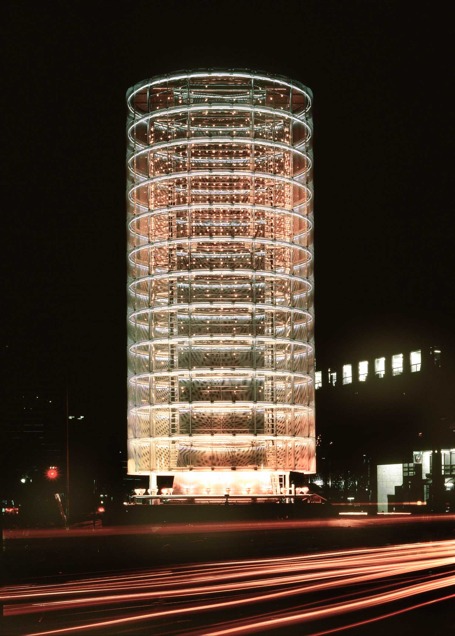 Tower of Winds by Toyo Ito | Yellowtrace