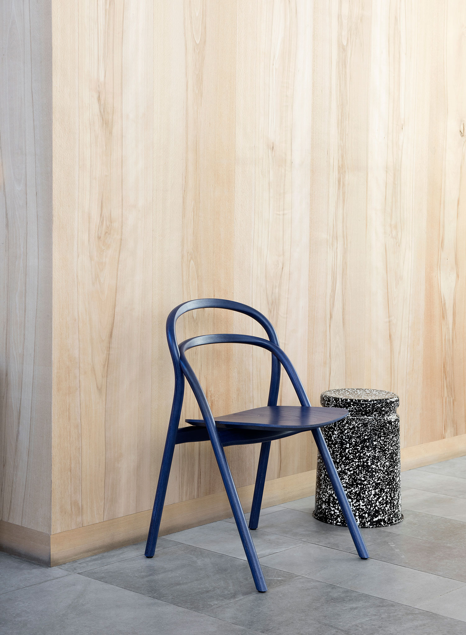 Udon Chair by Hem at Stockholm Furniture Fair 2017 | Yellowtrace
