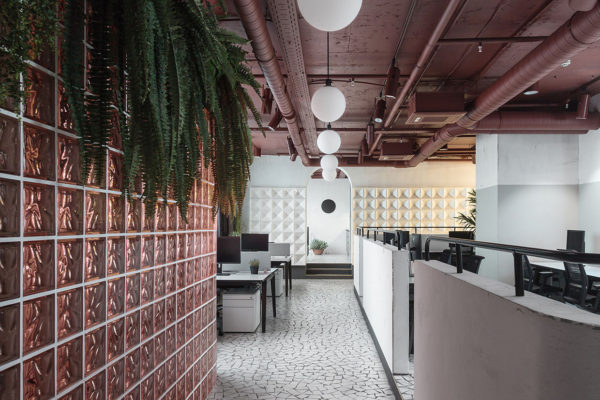 Vizor Gaming Company HQ by STUDIO11 in Minsk, Belarus   Yellowtrace