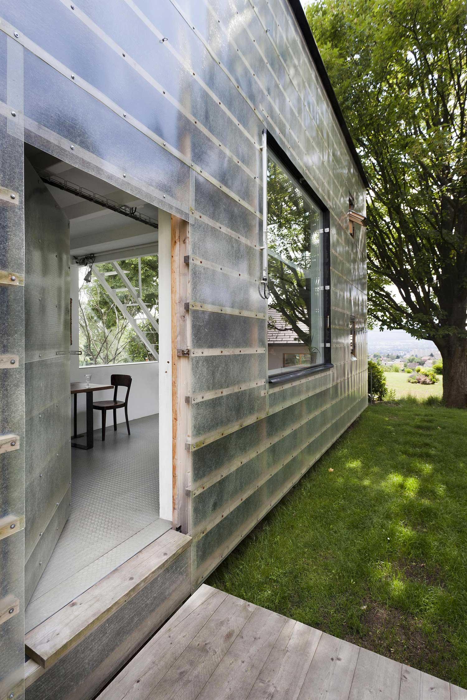 ZEN-Houses In Liberec, Czech Republic By Petr Stolin