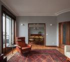 1940s Retro Apartment Renovations, Palacio 5E in Porto by Atelier in.vitro | Yellowtrace