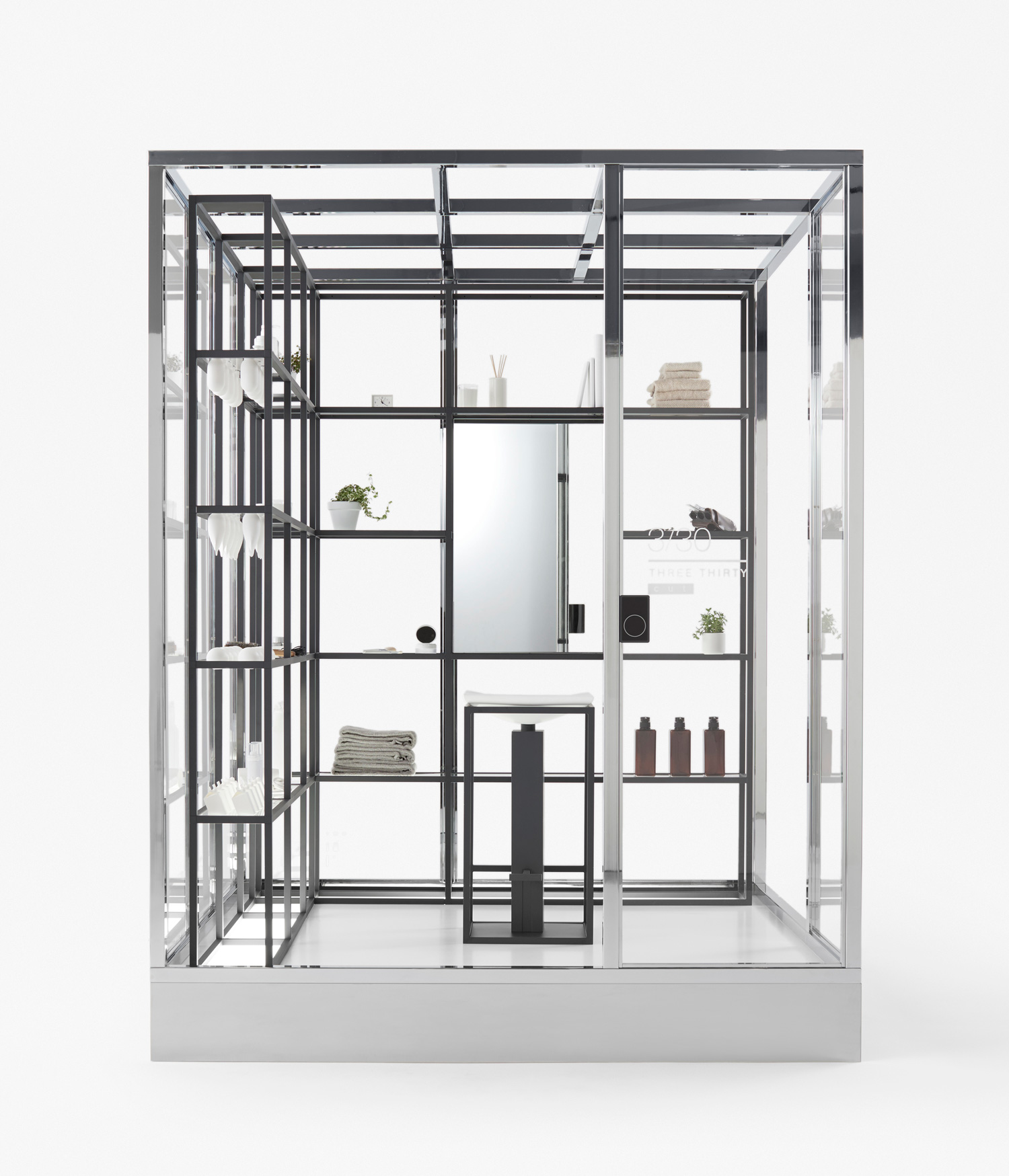 3/30 Design Collection and a form of service for Takara Belmont by nendo | Yellowtrace