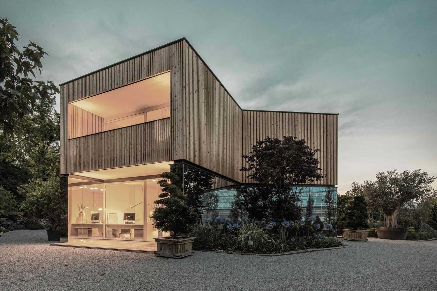 52 Cubic Wood by Josep & Atelier Haumer   Yellowtrace