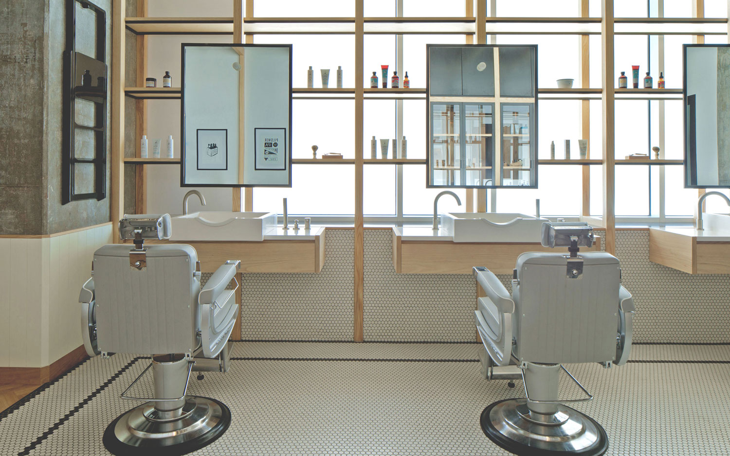 AKIN Barber & Shop in Dubai | Yellowtrace