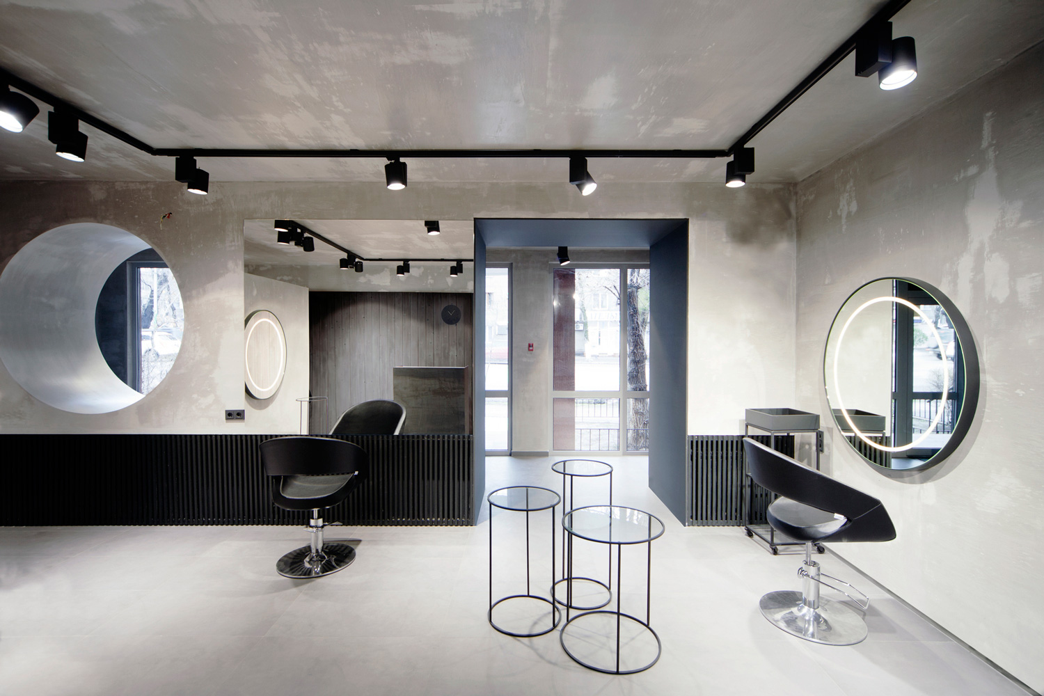 Beauty Salon Numero Uno by MEL | Yellowtrace
