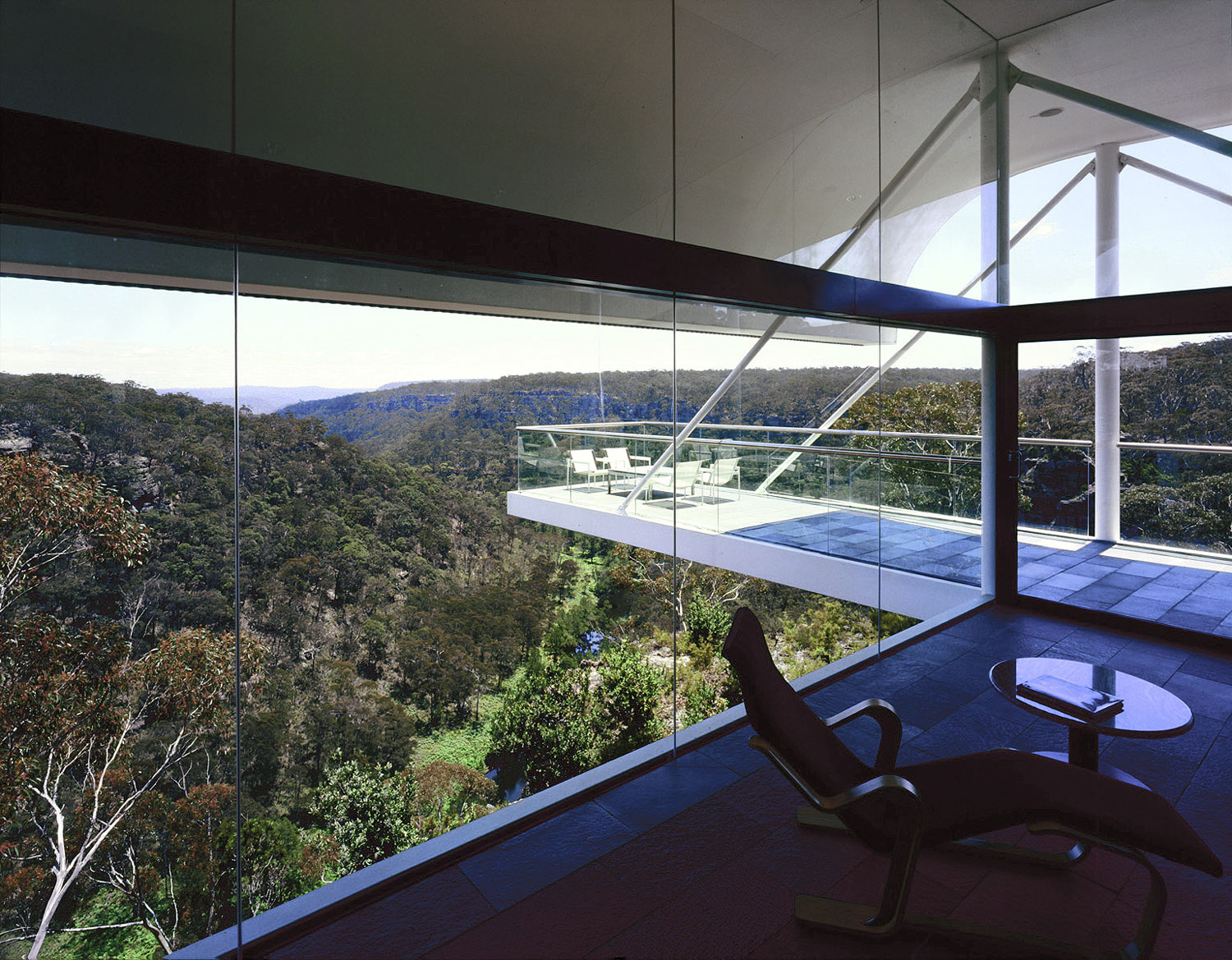 Berman House Joadja Southern Highlands by Harry Seidler | Yellowtrace