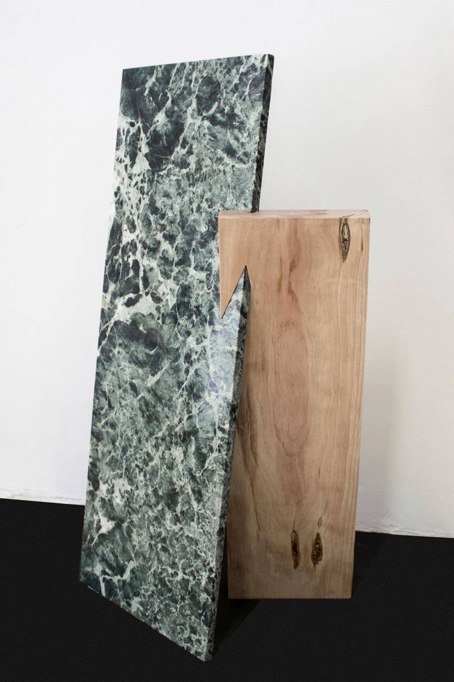 Carla Cascales' Sculpture Project, Cobalt   Yellowtrace