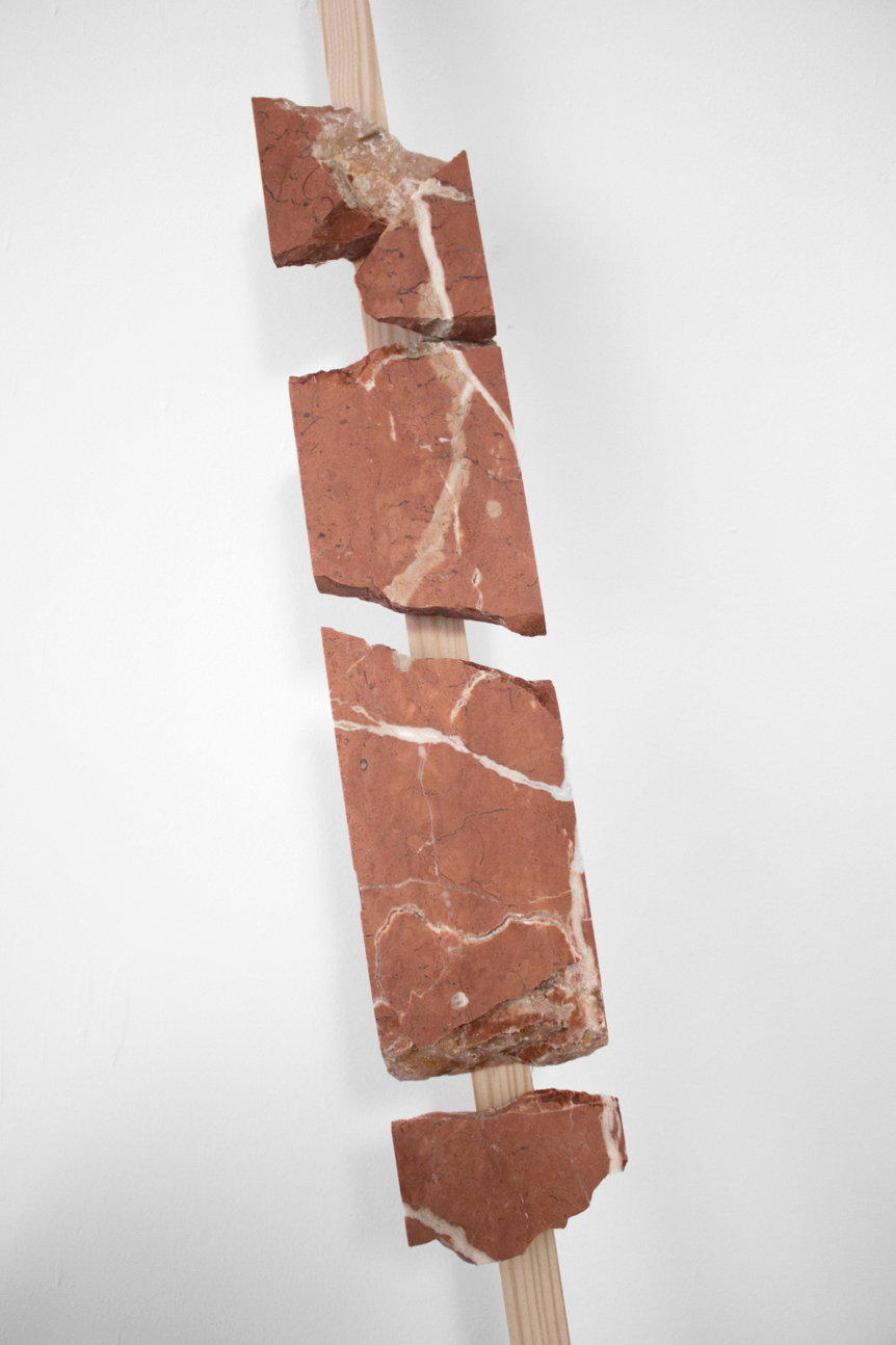 Carla Cascales' Sculpture Project, Triangular   Yellowtrace