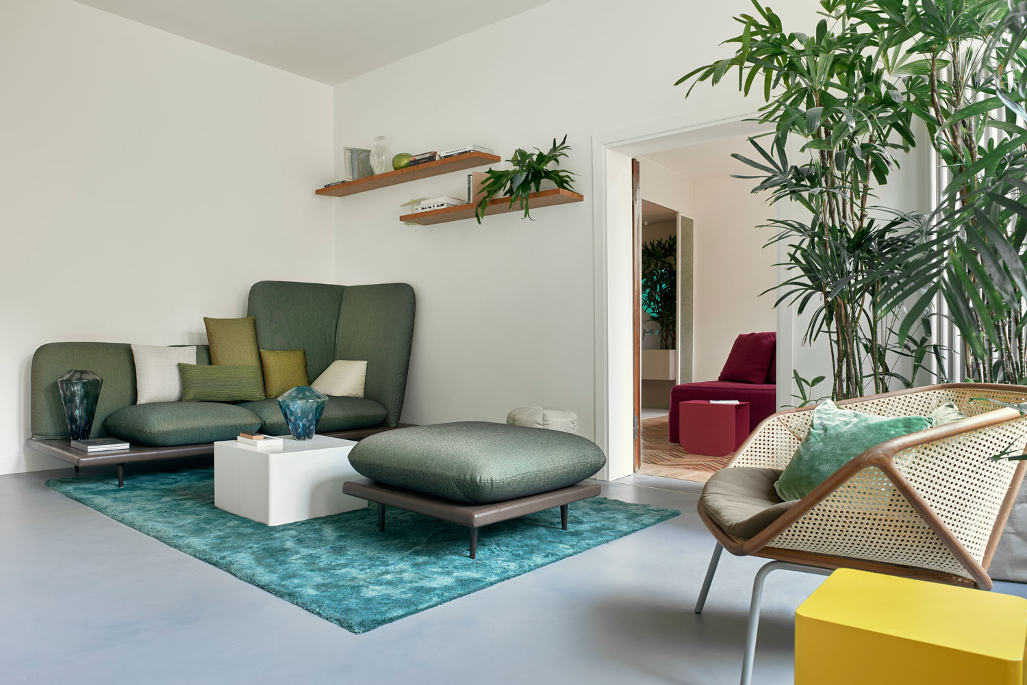 Casa flora design apartment in venice challenges for Design apartment venice