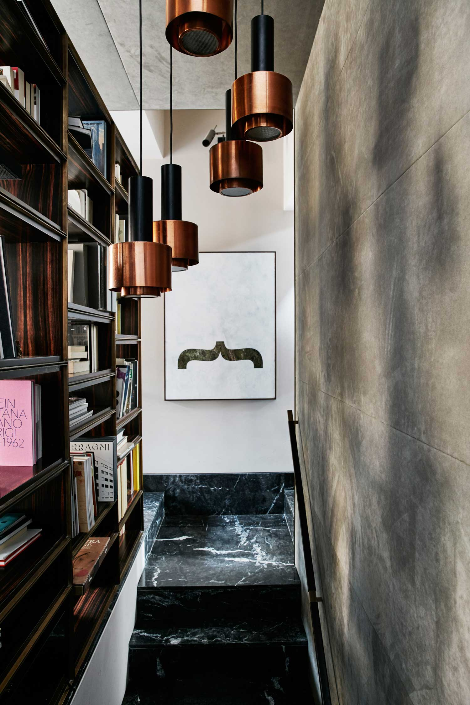 Casa in Via Baccina, Rome by Massimo Adario Architetto | Yellowtrace