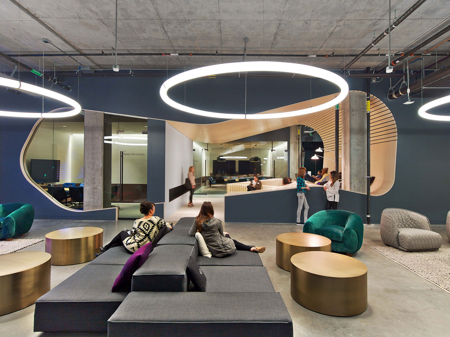 Dropbox offices in san francisco by rapt studio yellowtrace for Design house inc