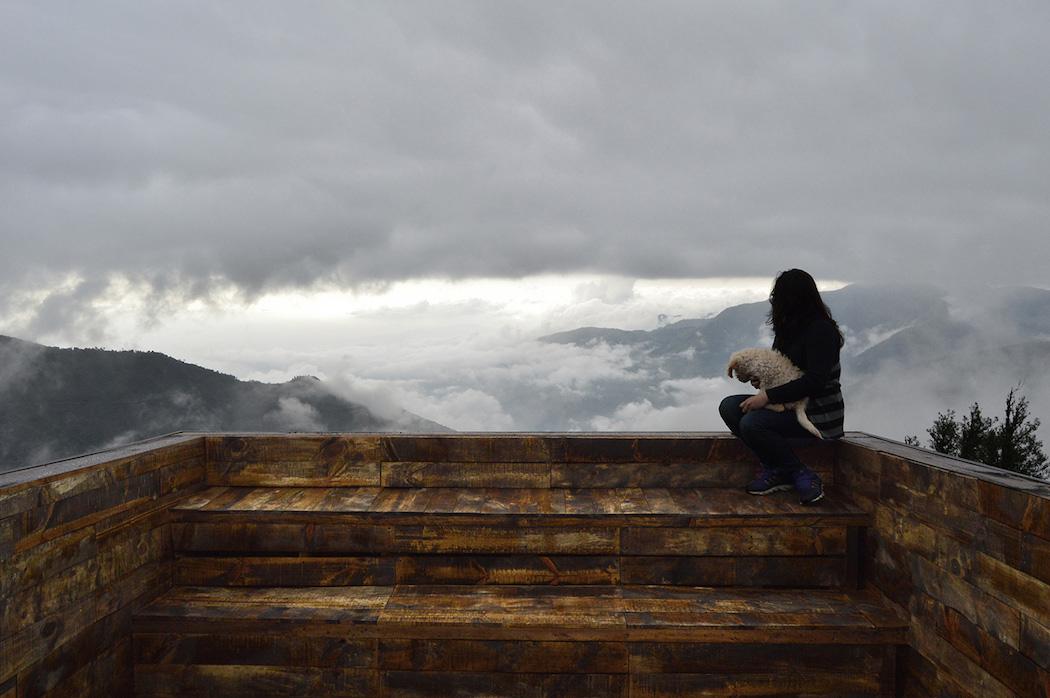 Ecuador's Invisible Portal by Natura Futura Arquitectura | Yellowtrace
