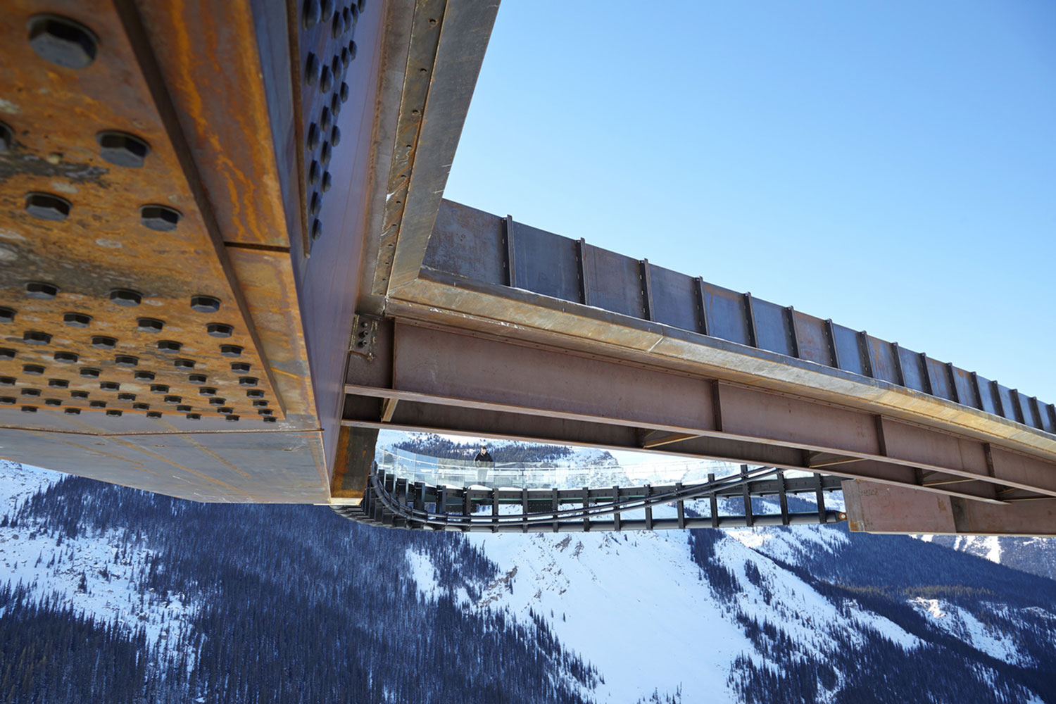 Glacier Skywalk by Sturgess Architecture | Yellowtrace