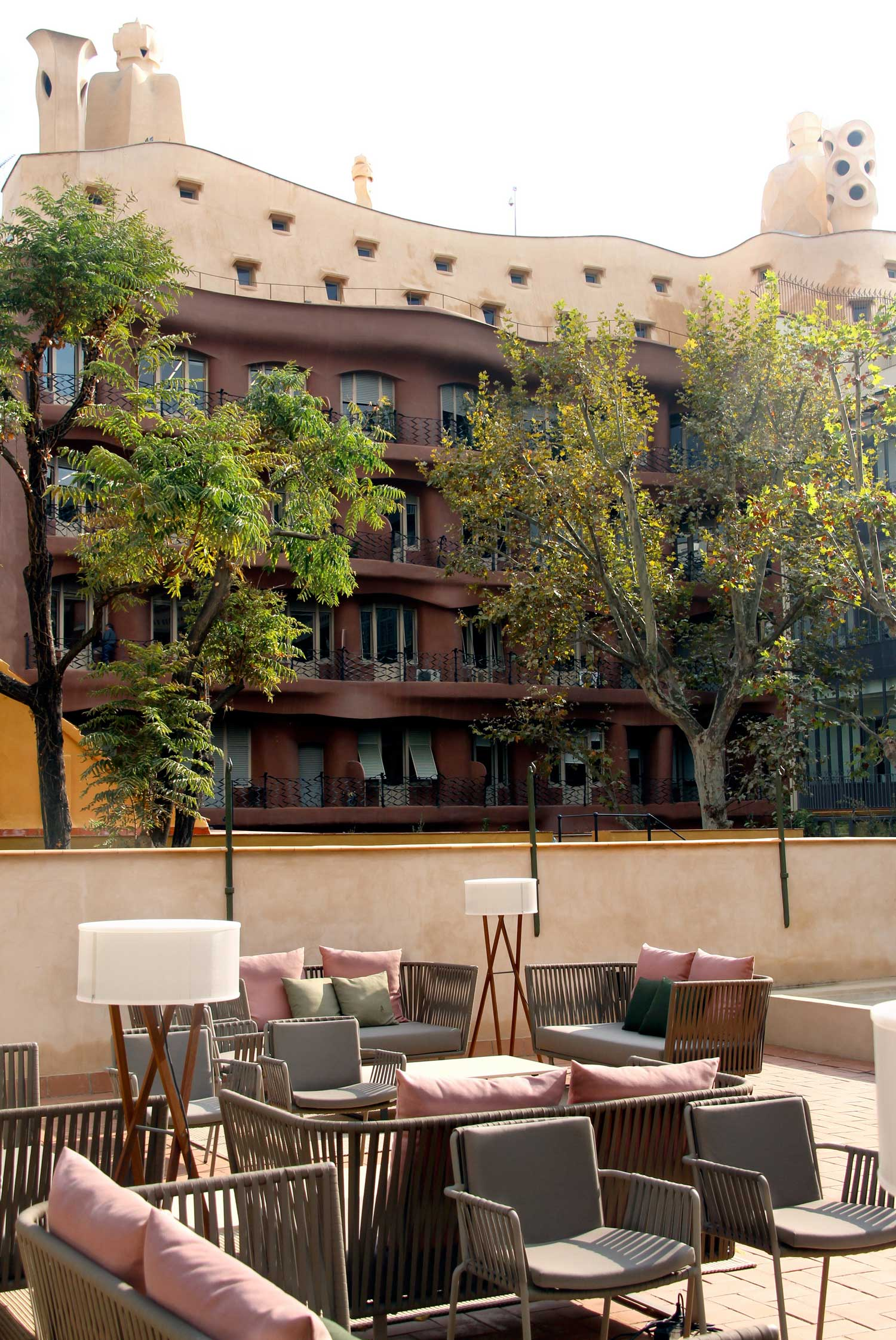 H10 casa mimosa hotel in barcelona by tarruella trenchs - H10 casa mimosa ...