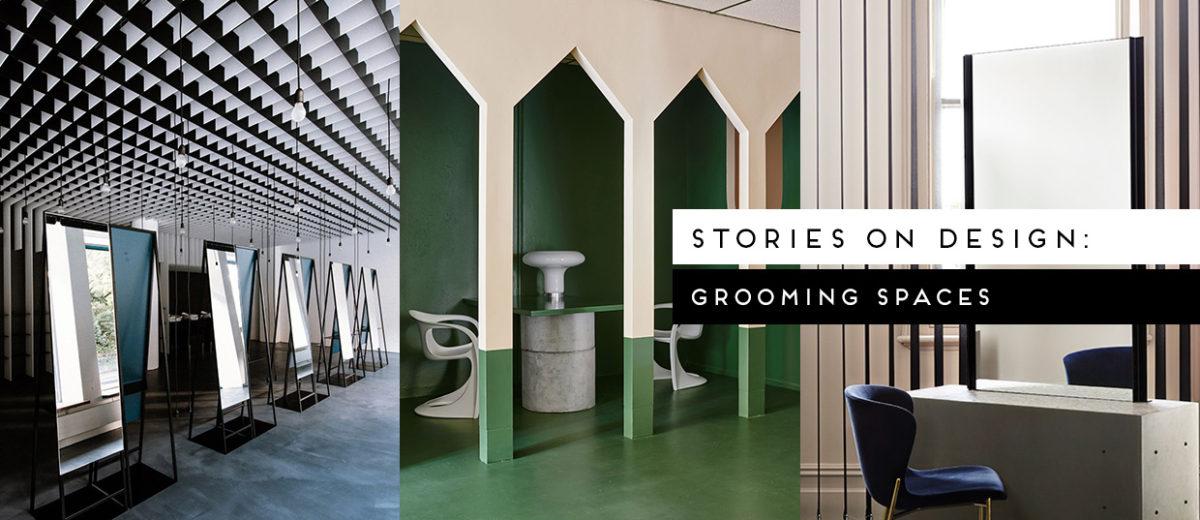 StoriesOnDesignByYellowtrace: Hair Salons, Barber Shops ...