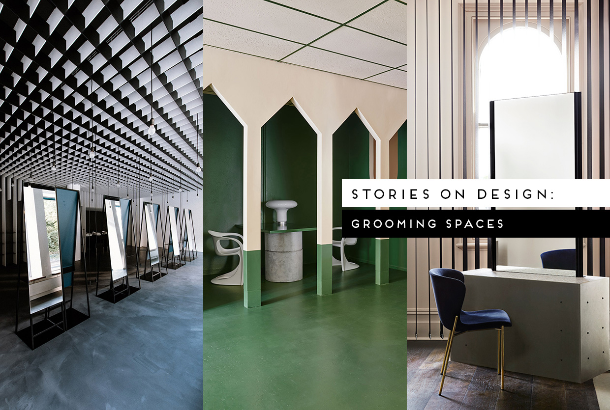 Stories On Design Grooming Spaces Yellowtrace