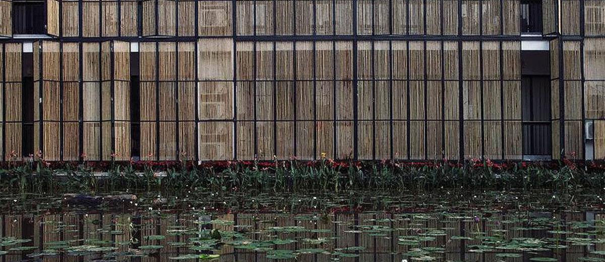 Heduli Paddy Hotel in Huizhou, China by C&C DESIGN | Yellowtrace