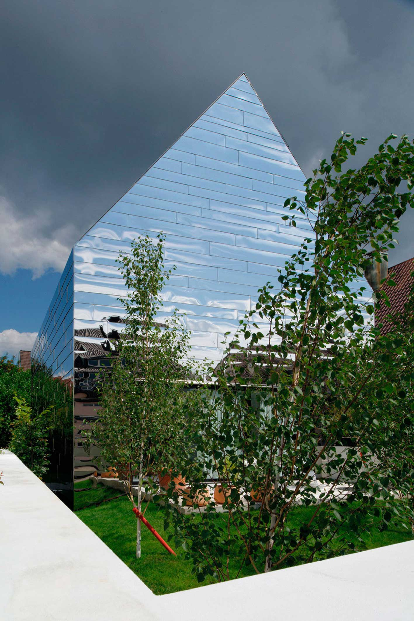 House WZ by Bernd Zimmermann Architekten | Yellowtrace