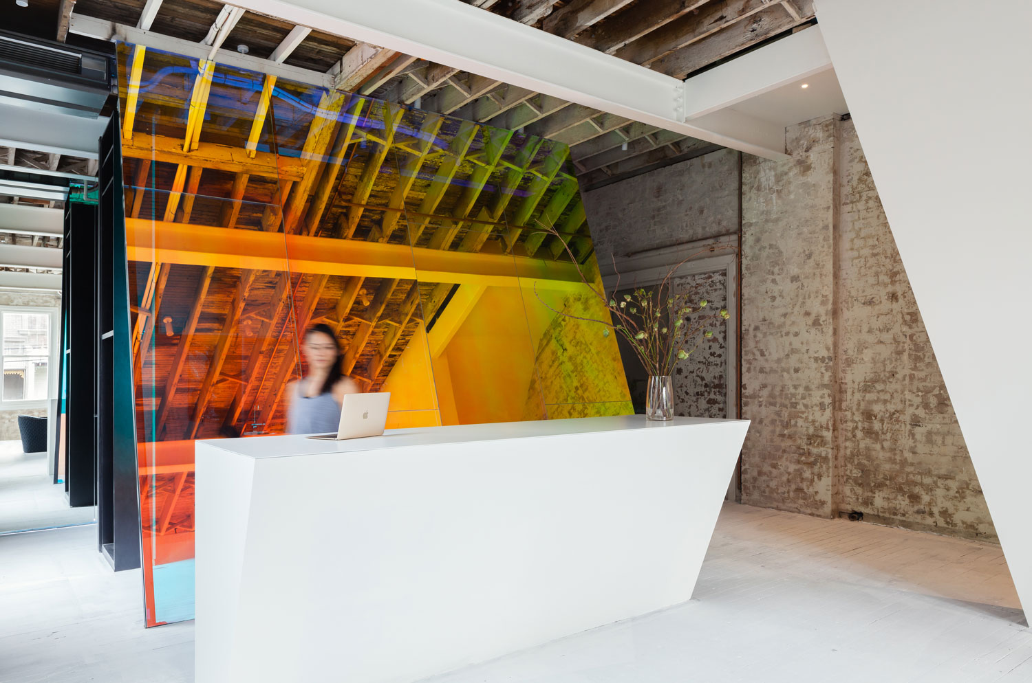 Humming Puppy: Multi-Sensory Yoga Studio in Sydney's Redfern by Karen Abernethy | Yellowtrace
