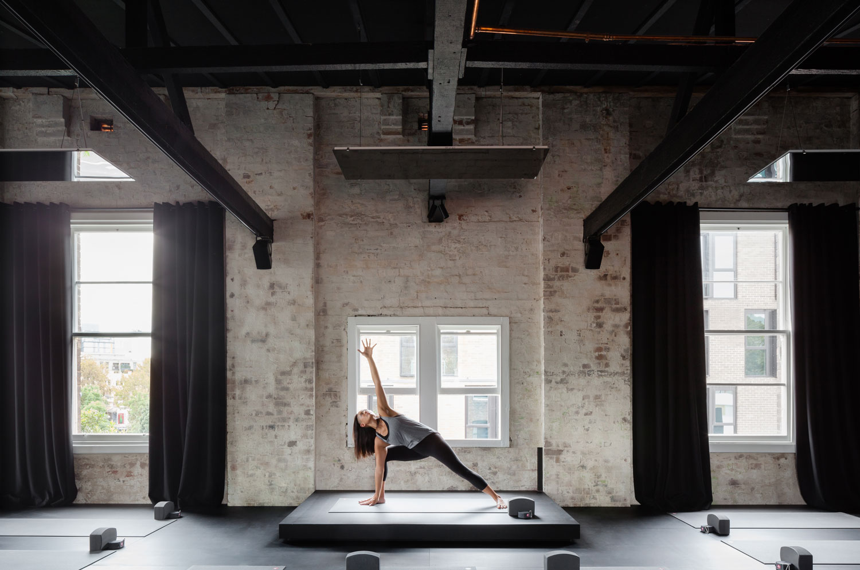 Humming Puppy: Multi-Sensory Yoga Studio in Sydney's Redfern by Karen Abernethy | Yellowtrace