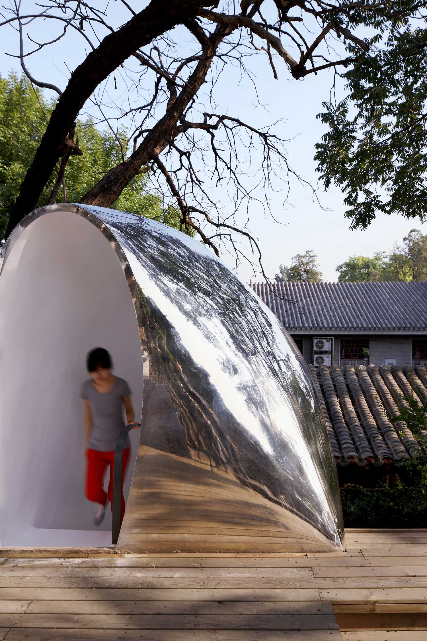 Hutong Bubble 32 by Mad Architects | Yellowtrace