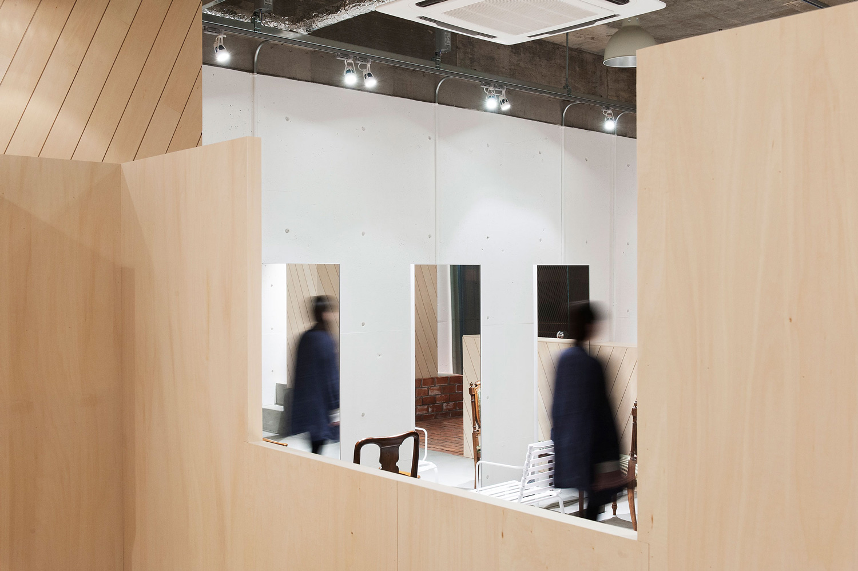 Iro Hair Salon by Reiichi Ikeda | Yellowtrace