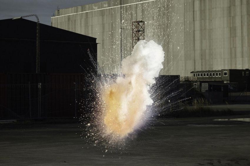 Ken Hermann's Explosion 2.0   Yellowtrace