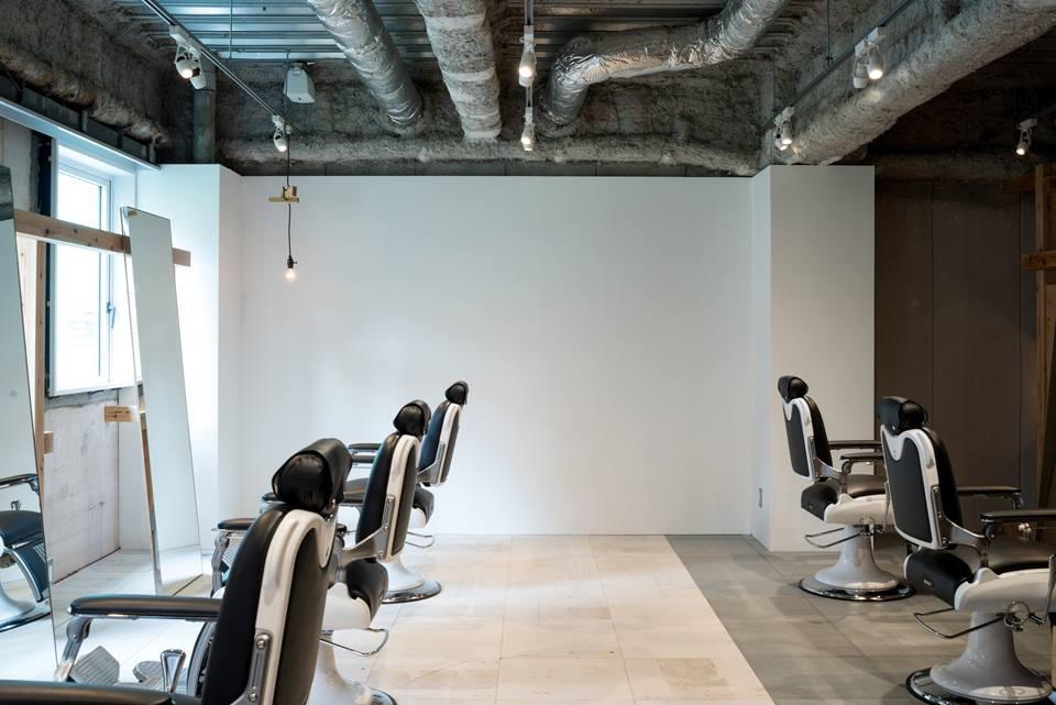 Merican Barbershop by Reiichi Ikeda | Yellowtrace