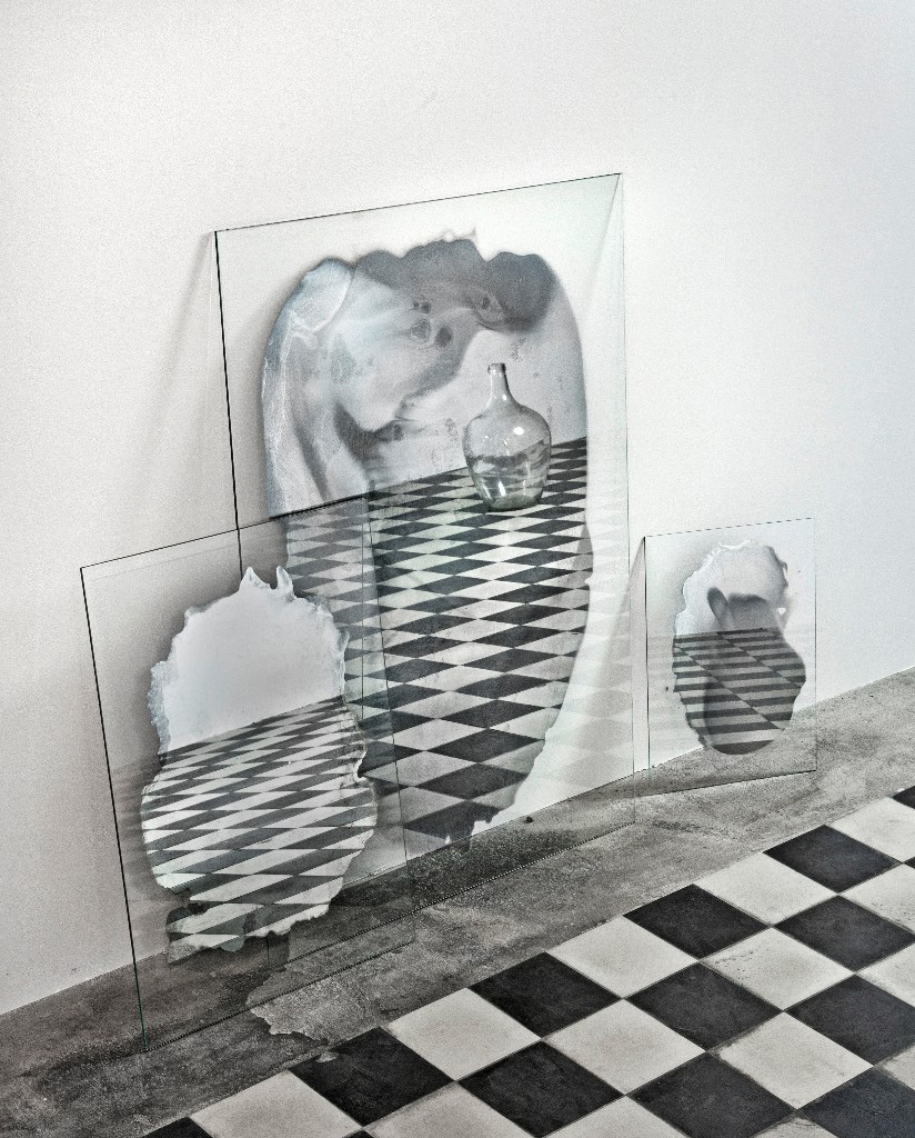 #Milantrace2017 La Chance Jenny Nordberg Mirror Art Salone del Mobile 2017 | Yellowtrace