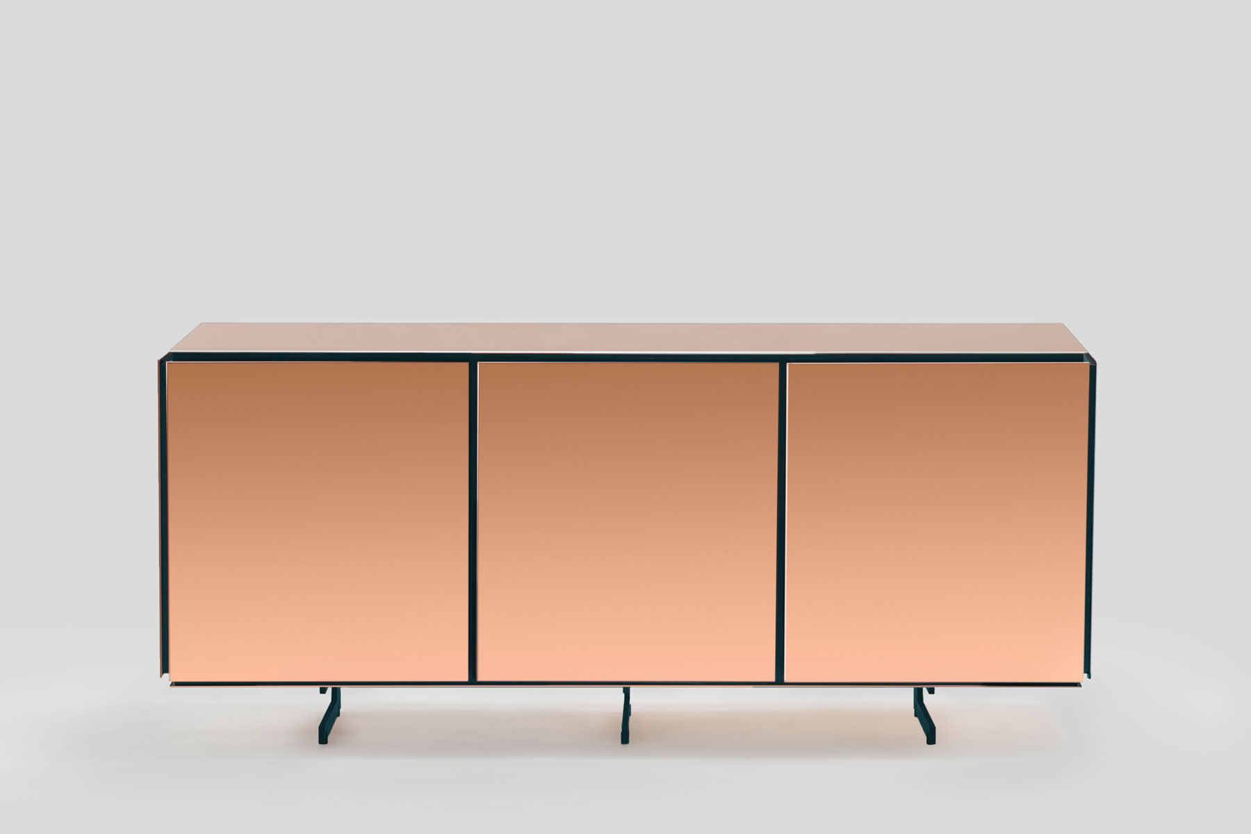 #Milantrace2017 Spotti Edizioni Rose Gold Collection by Paolo Rizzo Salone Del Mobile 2017 | Yellowtrace