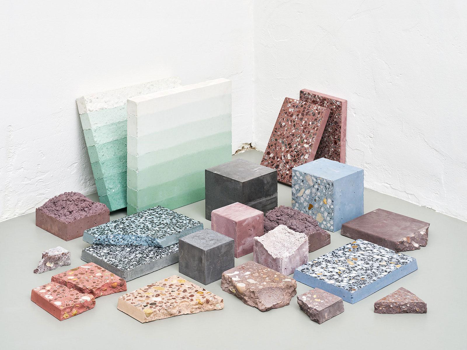 #Milantrace2017 Studio Ossidiana Petrified Carpets Fuorisalone 2017 | Yellowtrace