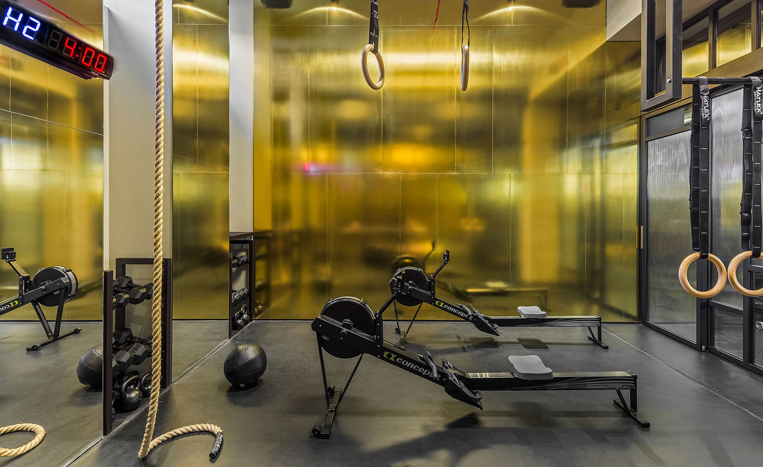 Milantrace2017 CERESIO 7 Gym and Spa by Dsquared2 | Yellowtrace