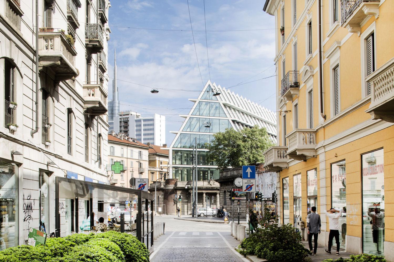 Milantrace2017 Feltrinelli Porta Volta by Herzog & de Meuron | Yellowtrace