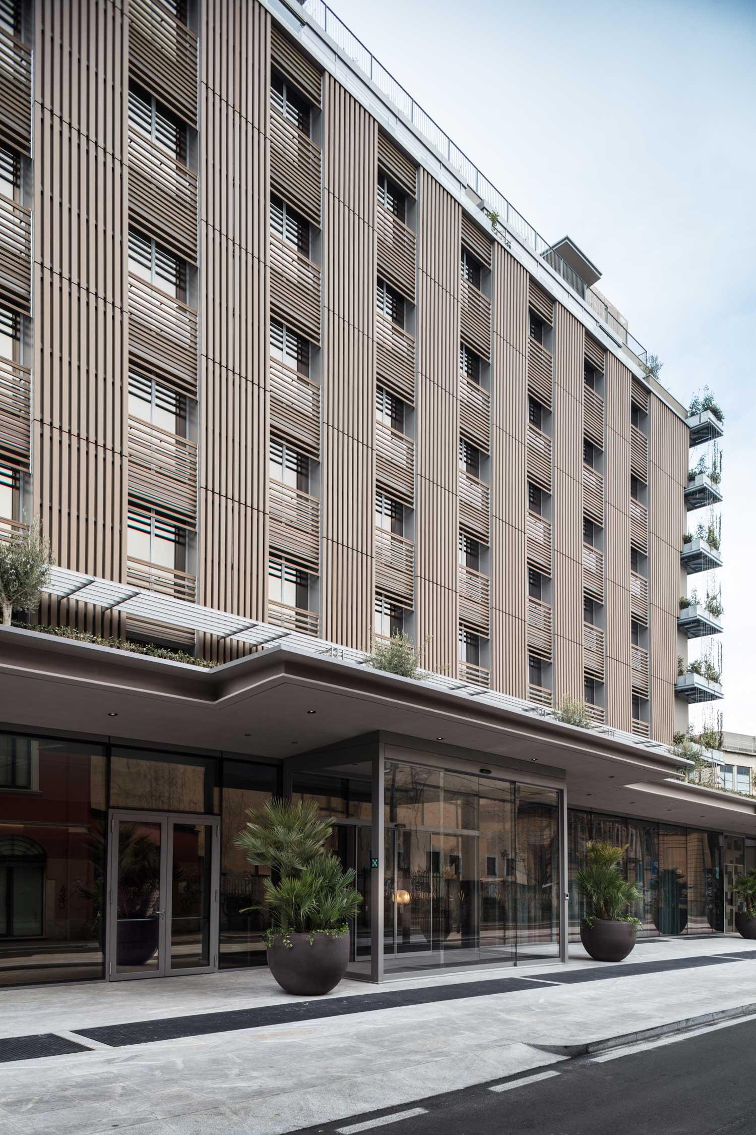 Milantrace2017 Hotel VIU Milan by Arassociati and interiors by Nicola Gallizia | Yellowtrace