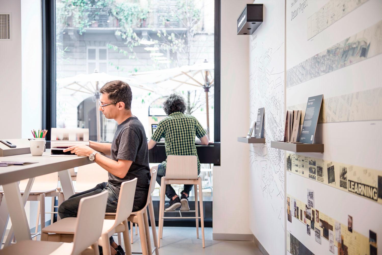 Milantrace2017 Moleskine Café Concept in Brera Design District | Yellowtrace