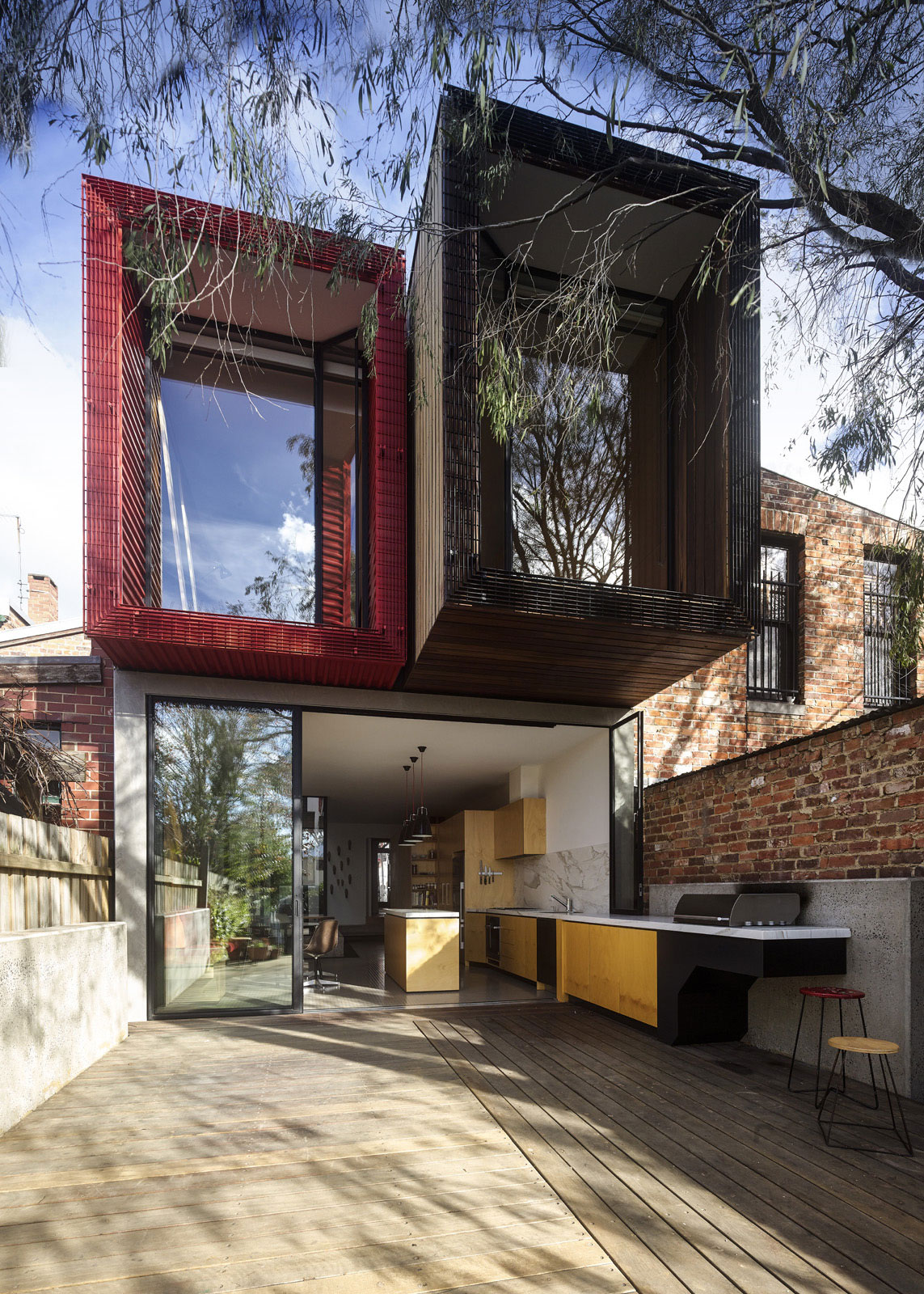 Moor Street Residence by Austin-Maynard Architects | Yellowtrace