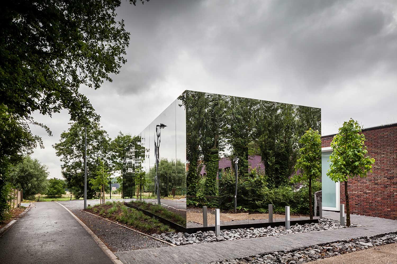 Notariaat 2.0 Continuous Landscape by Atelier Vens Vanbelle | Yellowtrace