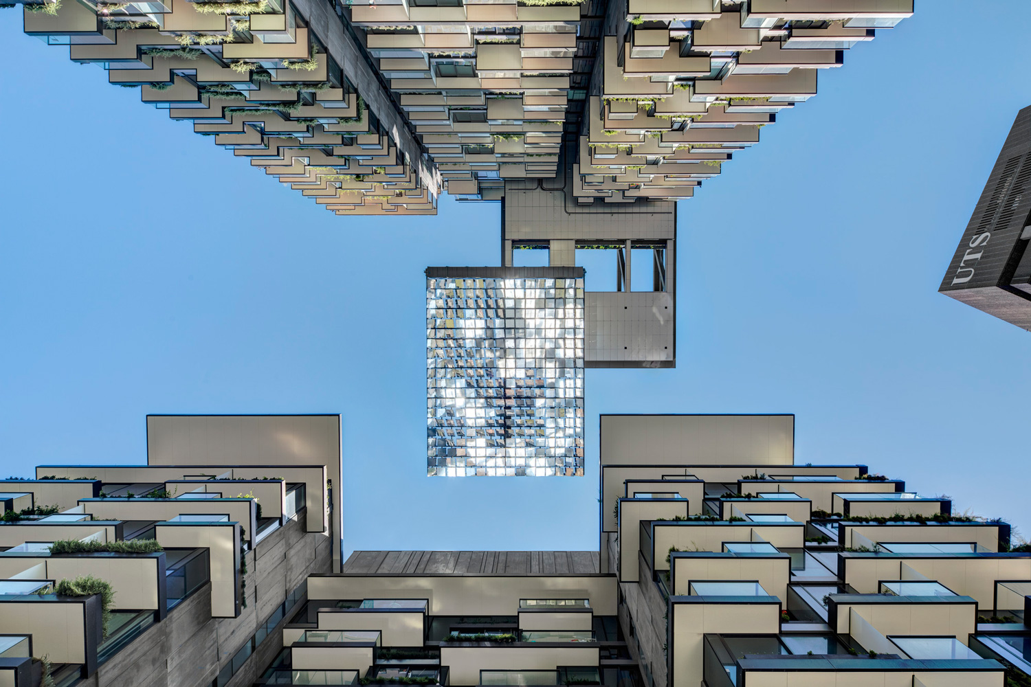 One Central Park by Ateliers Jean Nouvel with PTW. Copyrights Simon Wood | Yellowtrace