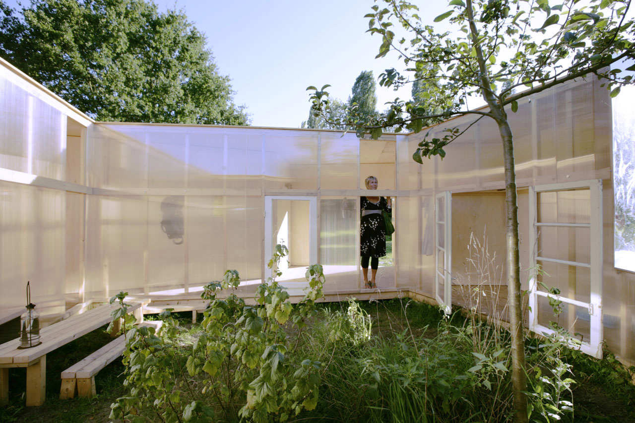 Pavilion for an Artist by Bureau LADA | Yellowtrace