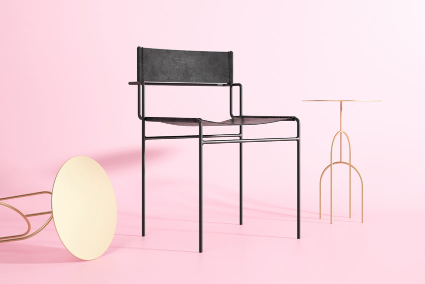 T°mida Chair by Pedro Paulo Venzon   Yellowtrace