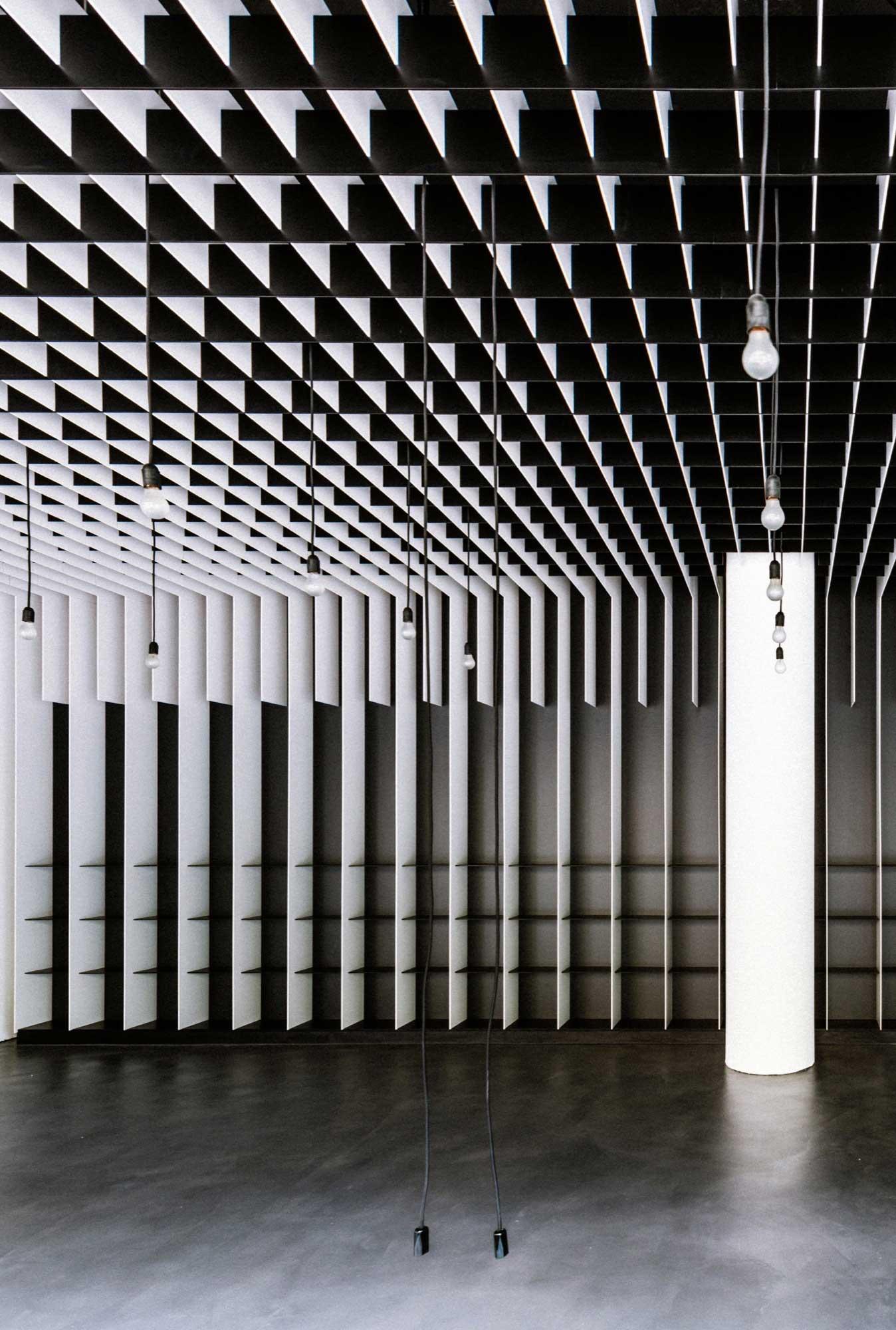 Peluqueria Talstrasse Zurich by Wulser Bechtel Architekten | Yellowtrace