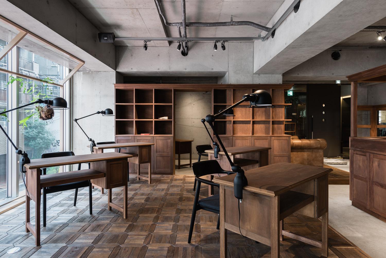 Reine Nail Salon by Reiichi Ikeda | Yellowtrace