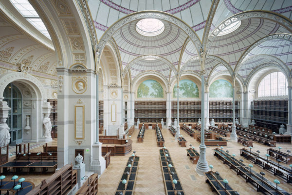 Spectacular Renovation of The National Library of France by Jean-François Lagneau   Yellowtrace