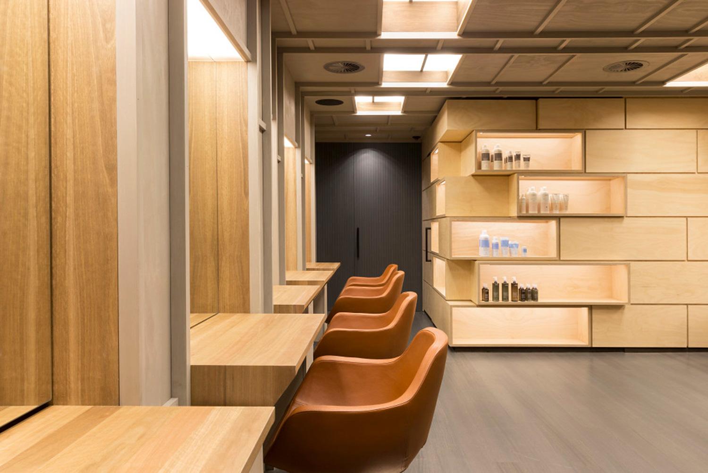 Roji Salon by Craig Tan Architects | Yellowtrace