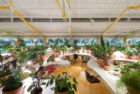 Second Home Co-Working Space in Lisbon by SelgasCano Features 1,000 Plants | Yellowtrace