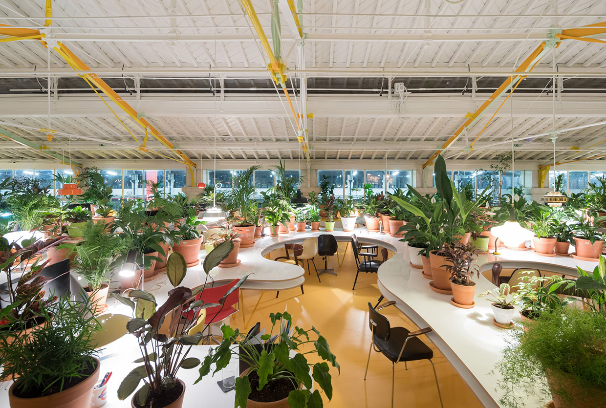 Second Home Co-Working Space In Lisbon By SelgasCano