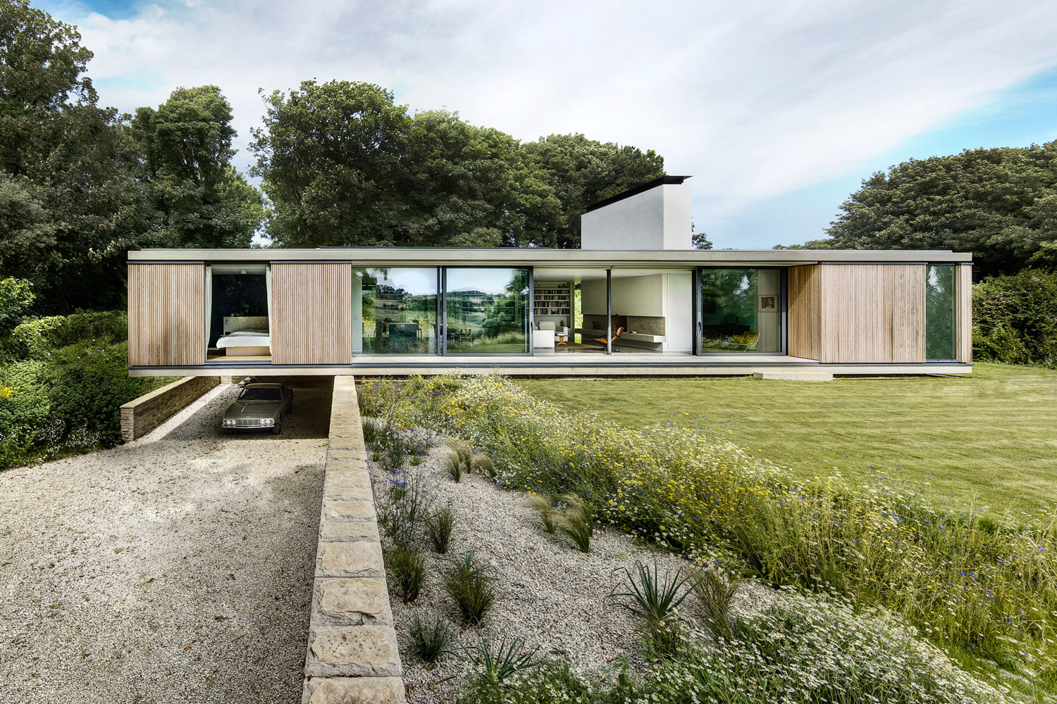 The Quest House by Strom Architects | Yellowtrace